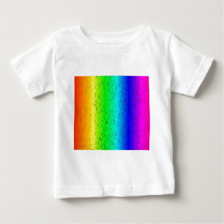 Colored Scratches Rainbow T-shirt