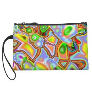 Colored Shapes of Fractals Bag