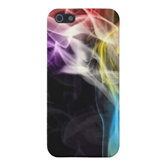 Colored Smoke iPhone SE/5/5s Case