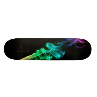 Colored Smoke Skateboards