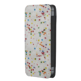 Colored Sprinkles iPhone 5 Pouch