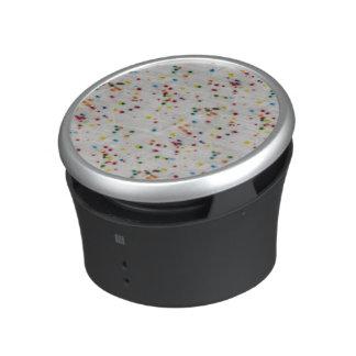 Colored Sprinkles Bluetooth Speaker