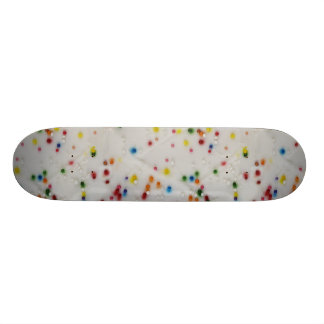 Colored Sprinkles Skateboard