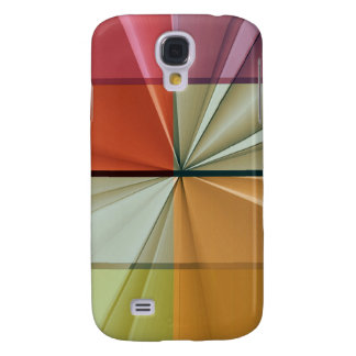 colored squares No 11 by Tutti Samsung Galaxy S4 Case