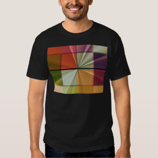 colored squares No 11 by Tutti Shirt