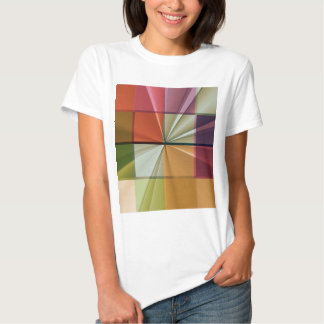 colored squares No 11 by Tutti T-shirt