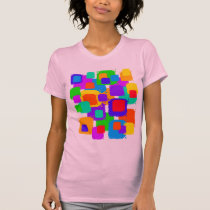 Colored Squares T-Shirt