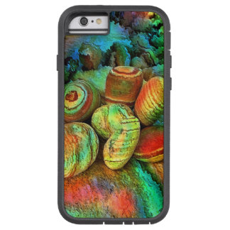 Colored stones by rafi talby tough xtreme iPhone 6 case