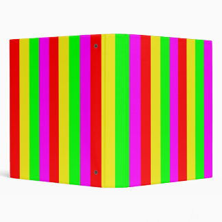 colored strips binder