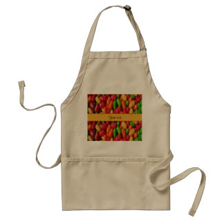 Colored Sweet Candy Adult Apron