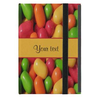 Colored Sweet Candy iPad Mini Cover