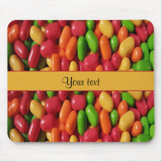 Colored Sweet Candy Mouse Pad