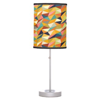colored tangle table lamp