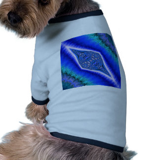 colored thoughts,blue pet tshirt