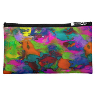 Colored Thoughts ~ Cosmetic Bag 8x5 / 2 Sides