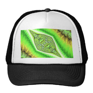 colored thoughts green trucker hats