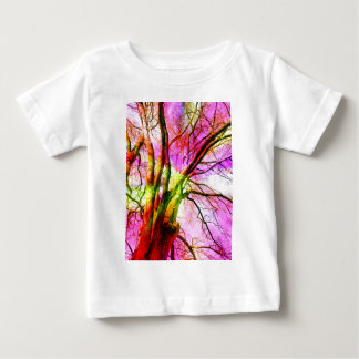 colored tree baby T-Shirt