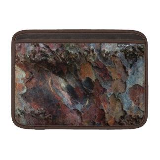 Colored Tree Bark MacBook Sleeve