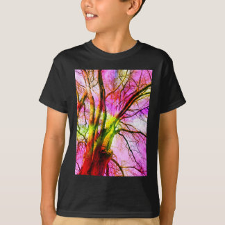 colored tree T-Shirt
