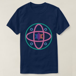 Colored Universe T-Shirt
