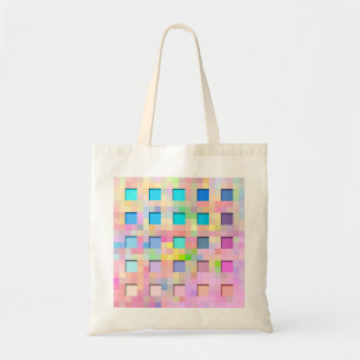 Colored Windows Tote Bag