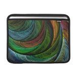 Coloree el aire de Macbook del arte abstracto de l Fundas MacBook