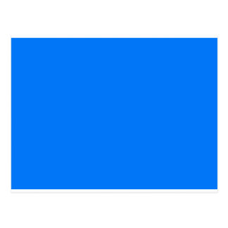 Coloree el azul de cielo profundo de las herramien postales