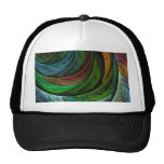 Coloree el gorra del arte abstracto de la gloria