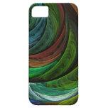 Coloree el iPhone 5 del arte abstracto de la iPhone 5 Carcasa