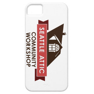 Coloree el logotipo de SACW, caja del teléfono del Funda Para iPhone SE/5/5s