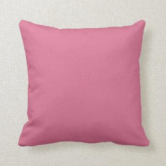 coloree la violeta pálida roja cojín decorativo