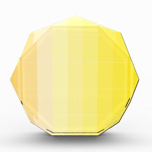 Coloree solamente Ombre amarillo soleado