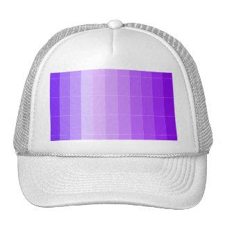 Coloree solamente Ombre púrpura violeta Gorros
