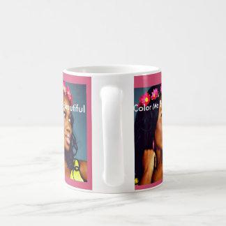 Coloréeme hermoso taza clásica
