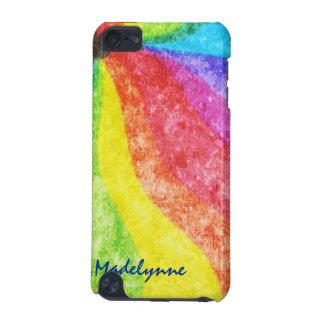 Coloréeme la felicidad 2 del creyón funda para iPod touch 5G