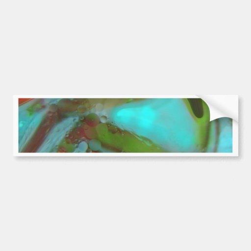 Coloréeme tropical pegatina para auto
