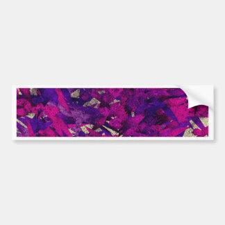 colores 01 de la magia pegatina de parachoque