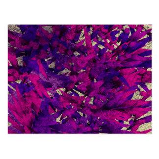 colores 01 de la magia tarjetas postales