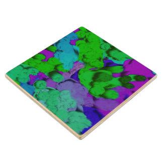 colores 02 de la magia posavasos de arce