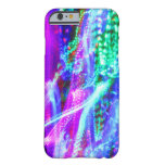 Colores abstractos funda de iPhone 6 barely there