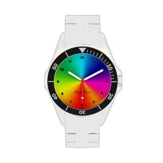 Colores afortunados relojes
