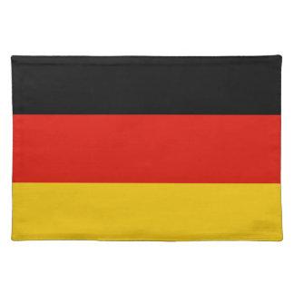 Colores alemanes del placemat el | Alemania de la  Mantel