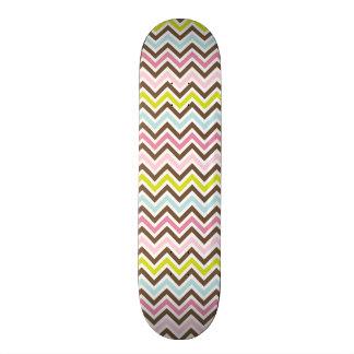 Colores aztecas - modelo de zigzag elegante de Che Patines