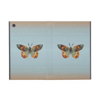 Colores bonitos del otoño de la mariposa de monarc iPad mini carcasas