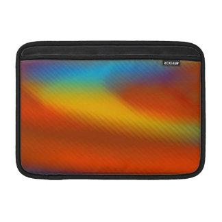 Colores brillantes fundas macbook air