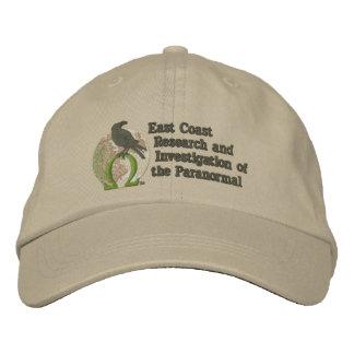 Colores claros del gorra del logotipo de ECRIP (bo Gorro Bordado