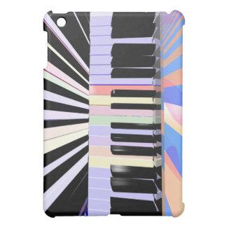 Colores creativos del teclado de piano