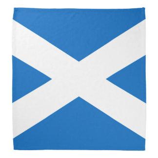 Colores cruzados escoceses de Escocia Bandanas