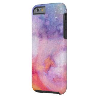 Colores de agua funda resistente iPhone 6