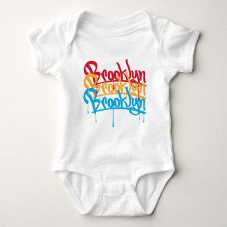 Colores de Brooklyn Body Para Bebé